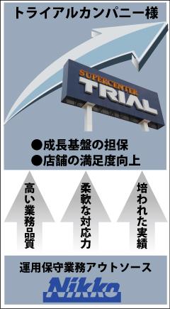 カンパニー 株式 会社 トライアル